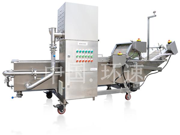 气泡蔬菜清洗机厂家,自主研发,效率高能耗低