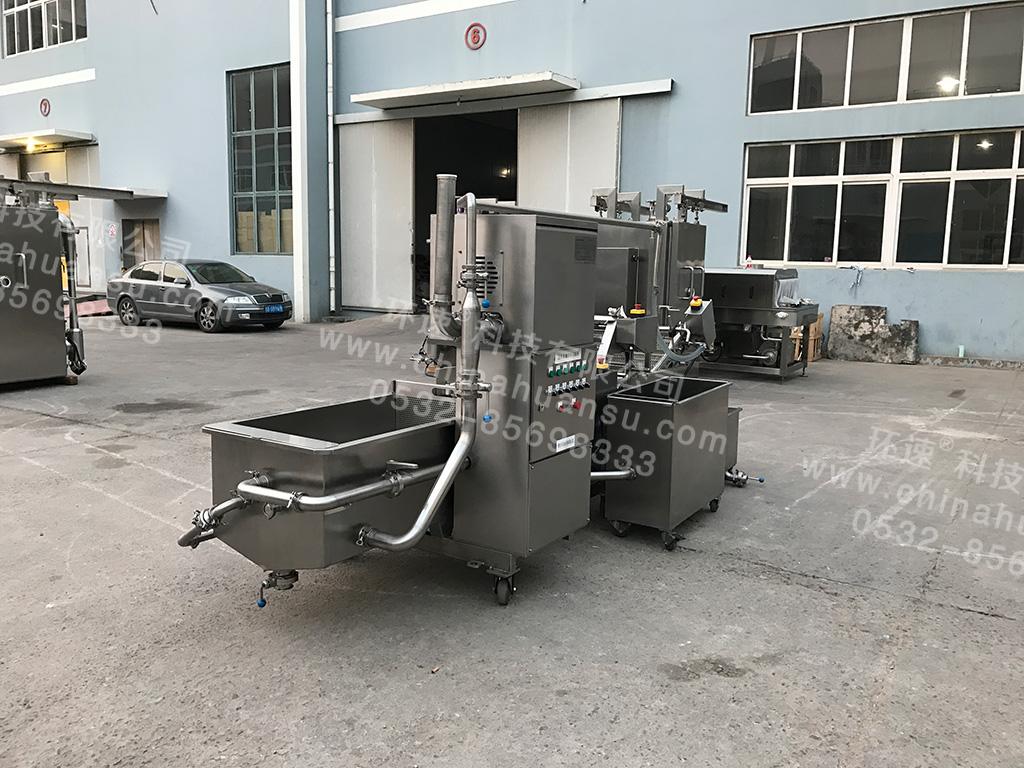 青岛口碑好的果蔬清洗机生产厂家