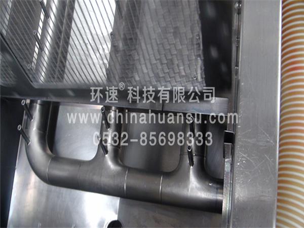 气泡式蔬菜清洗机FX-800,可拆卸