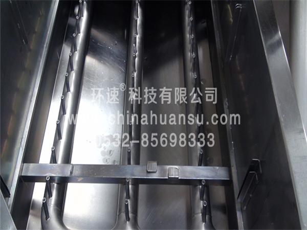 果蔬清洗设备FX-800,曝气原理
