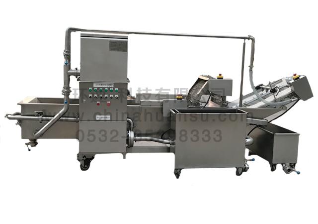 连续式蔬菜清洗机FX-800,能耗少