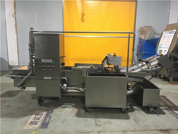 核桃清洗机FX-800,清洗表面杂质