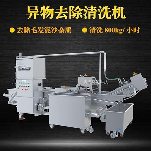果蔬清洗机制造厂家,气泡清洗,清洗800kg小时